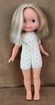 Fisher Price doll Vintage My Friend Mandy blonde hair 211 1978 - $16.50