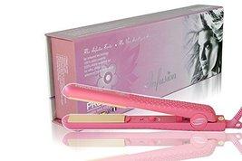 Proliss NIB & AUTHENTIC Infusion Colorful Ceramic Hair Straightener Flat Iron (P - $67.32