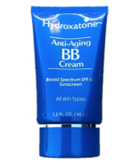 Hydroxatone Anti-Aging BB Cream w Broad Spectrum Universal Tone SPF 40 1... - $15.04