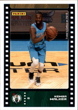 2019-20 Panini NBA Sticker Box Standard Size Insert #41 Kemba Walker Bos... - $3.95