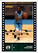 2019-20 Panini NBA Sticker Box Standard Size Insert #41 Kemba Walker Boston Celt - $3.95