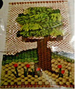 "Spring Tree Jiffy Weaving Sunset Designs 3511 Kit 4.5"" x 6.5"" Betty Miles  - $23.02"