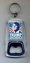Trump 2020 Bottle Opener Keyring NEW - £5.59 GBP