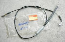 Suzuki GT185 K/L/M/A/B ('73-'77) Throttle Cable Nos - $19.19