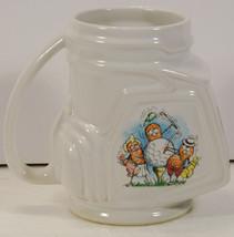 GOLF NUT Coffee Mug Humor Anthropomorphic Peanuts as Golfers & Golf Ball... - $14.99