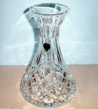 "Waterford Lismore Carafe Wine Decanter 8.5"" #663183400 New In Box - $248.90"