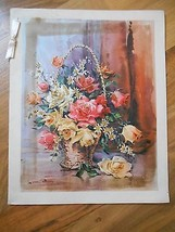 Old Vintage Large Big Jumbo To Mother Birthday, Gibson Card, Artist Sign... - $9.99