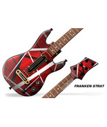 Skin Sticker Decal For Guitar Hero Live Remote Control Guitar Graphic FR... - $14.80