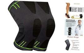 Knee Brace Compression Sleeve,Best Knee Brace Support for Men & Women,1... - $19.45