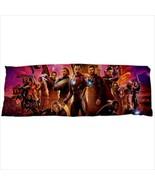 dakimakura captain america avengers hulk vision body hugging pillow case... - $36.00
