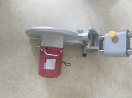 Motor and Upper Guard for Harbor Freight Chicago Electric Miter Saw 5670... - $69.99