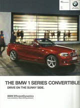 2013 BMW 1-SERIES Convertible brochure catalog 13 US 128i 135i 135is - $8.00