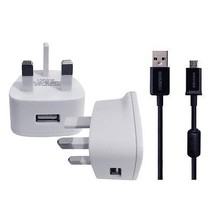 WILKO BLUETOOTH HEADPHONE WIRELESS AUDIO REPLACEMENT USB WALL CHARGER  - $9.91