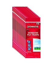 Catchmaster 904-12 Clear Window Fly Trap, 12-Pack - $18.23