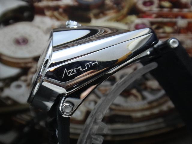 Limited Editiion 150 PCS Steel Azimuth GRAN TURISMO Automatic Watch SWISS MADE!!