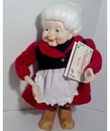Maudiberry The Elf Department 56, 1988 Christmas Holiday Mistleberry Col... - $22.00
