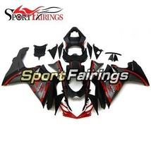 Fairings For Suzuki GSXR600 GSXR750 2011 12 2013 14 2015 Grey Red Black Covers - $426.09