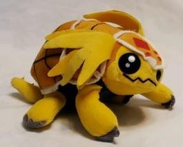 "Digimon Plush Armadillomon Adventure Kuta Chara Bandai Stuffed Animal 6"" 1997 - $92.05"