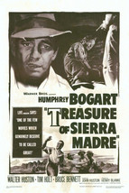 Humphrey Bogart in Treasure of Sierra Madre 16x20 Canvas - $69.99
