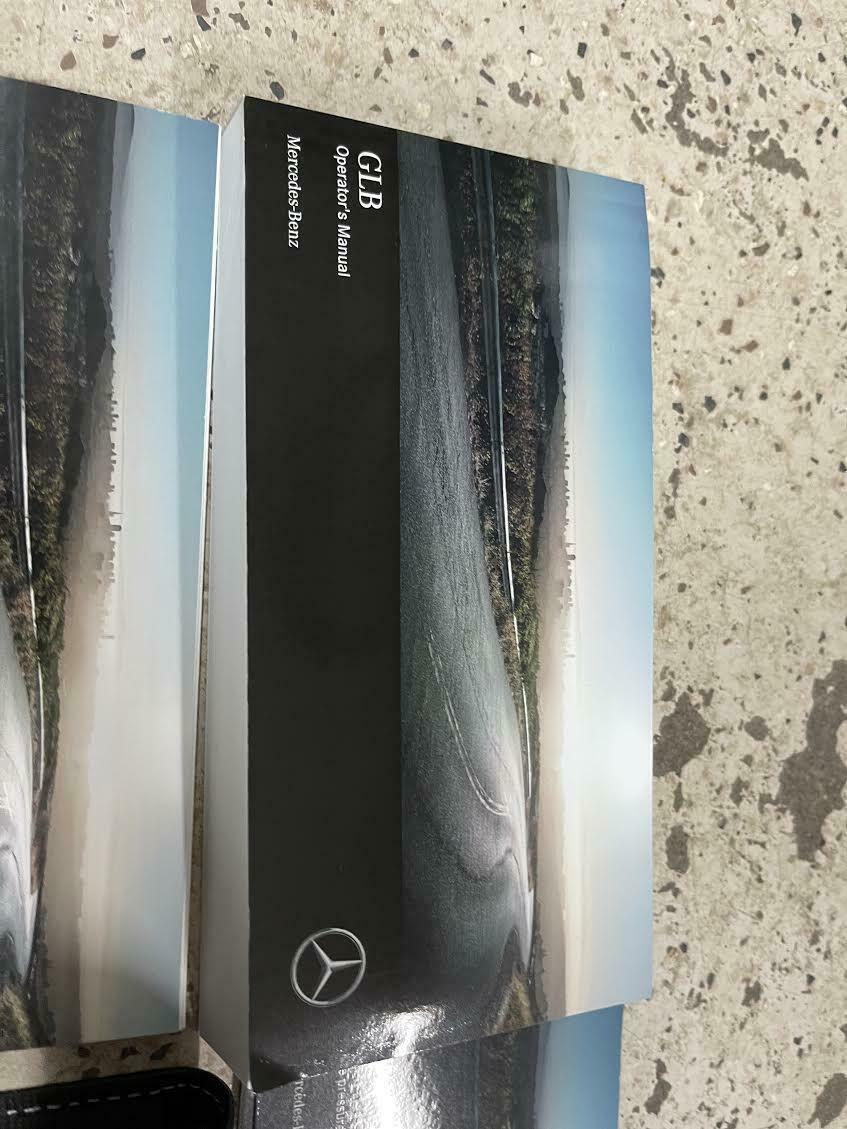 Primary image for 2020 Mercedes Benz S.A * class models OWNERS OPERATORS MANUAL SET FACTORY OEM