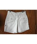 Bailey's Point Beige Shorts - Size 9/10 Ladies - $8.99