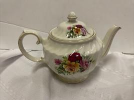 Windsor Made In England Floral Tea Pot - $37.74