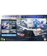 Ace Combat 7 Skies Unknown Strangereal Edition XBOX ONE Collector's EU I... - $489.99