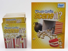 Scene It Comedy Movies Replacement Trivia Cards Game Piece Part 2010 - $7.99