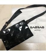 ISSEY MIYAKE Baobao Waist Pouch Black Used - $520.99