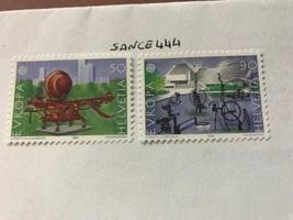 Switzerland Europa 1987   mnh - $2.00