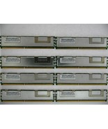 16GB KIT 8X2GB HP Hewlett Packard Workstation xw460c xw6400 xw6600 RAM M... - $33.41