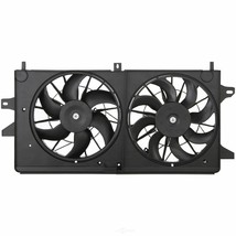 RADIATOR A/C DUEL FAN ASSEMBLY GM3115144 FOR 04 05 06 07 08 09 BUICK LACROSSE image 2
