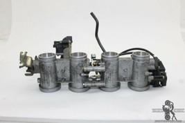 04-05 TRIUMPH DAYTONA 600 Throttle Body Manifold Tested Running Video - $112.70
