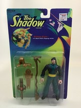 "Shiwan Khan Rapid Strike The Shadow 5"" Action Figure Kenner 1994 90s Toy Sealed - $15.99"