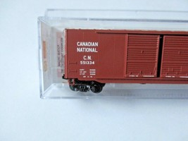 Micro-Trains #18200050 Canadian National 50' Standard Box Car N-Scale image 2