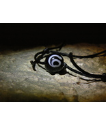 Ensō Circle of Enlightenment Zen Bead Amulet Buddhism Wisdom izida not h... - $155.00