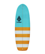 "Paragon Mini Simmons 5'4"" Blue-Orange Surfboard - $380.00"
