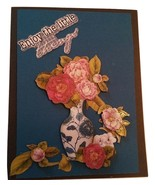 Enjoy the little things greeting card - $3.25