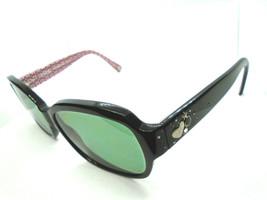 Coach Rx Sunglasses/Eyeglass Frames Ella L013 HC8021B 5034/11 Black 57-1... - $29.99