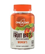 One A Day Women's 50+ Fruit Bites, Multivitamins for Women, 60 Ct.. - $21.77