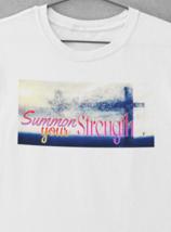 Summon Your Strength T-Shirt   Christian Apparel   Christian Shirt   Ships Free image 2