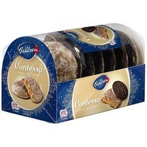 Bahlsen CONTESSA glazed gingerbread cookies with chocolate -FREE SHIPPING- - $10.88