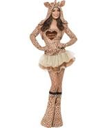 Fever Giraffe Costume, UK 16-18 - $60.68