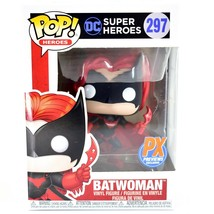 Funko Pop! DC Super Heroes Batwoman PX Previews Exclusive #297 Vinyl Figure image 1