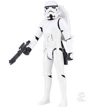 Star Wars Interactech Imperial Stormtrooper Figure Talks New - $27.99