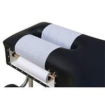 "BodyMed Headrest Paper Rolls, White Economy, Smooth Texture, 8.5"" x 225', 25 Rol"