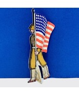 Bomber Raid vtg board game piece 1943 Fairchild toy soldier military fla... - $29.65