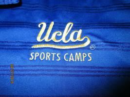 UCLA SPORTS CAMP adidas Golf Polo Shirt Blue  S/S Mens XL - $19.99