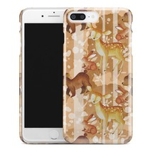 Casestry | Brown Fall Animals Bear Deer Bunny Cute | iPhone 7 Plus Case - $11.99