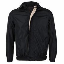 Men's Microfiber Golf Sport Water Resistant Zip Up Windbreaker Jacket BENNY image 6